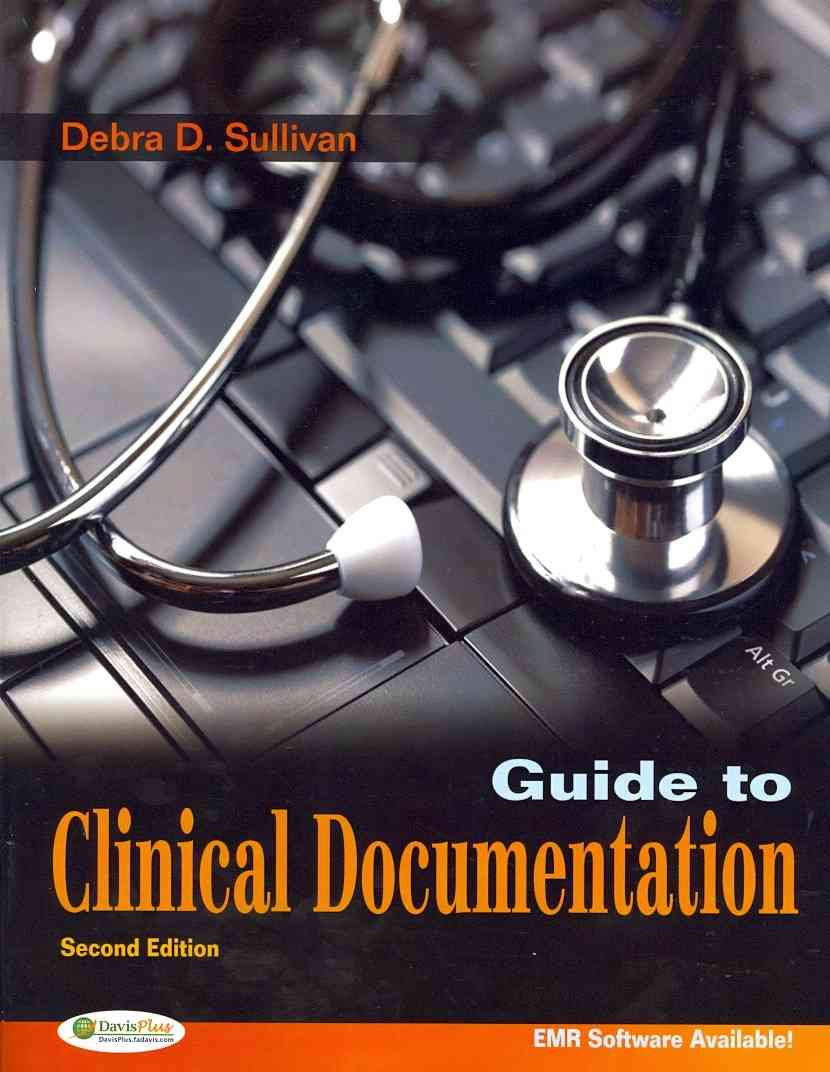 Guide to Clinical Documentation By Sullivan